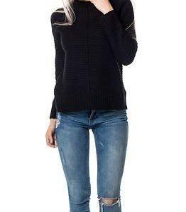 Jacqueline de Yong Crave Pullover Black
