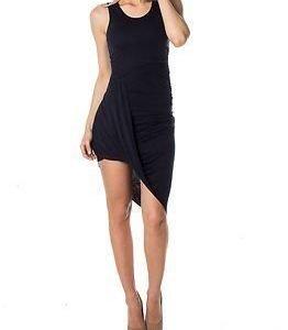 Jacqueline de Yong Ice L/S Dress Dark Navy