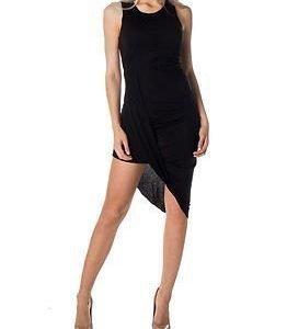 Jacqueline de Yong Ice S/L Dress Black