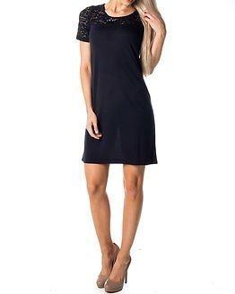 Jacqueline de Yong Kimmie Lace Dress Night Sky