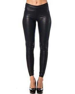 Jacqueline de Yong Laila Black Leggings Black