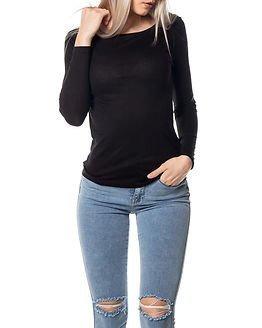Jacqueline de Yong Millie Top Black