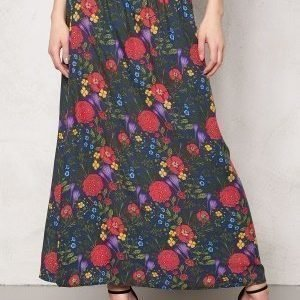 Jacqueline de Yong Rita Long Skirt Cloud Dancer1