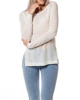 Jacqueline de Yong Rose Pullover Knit Cloud Dancer