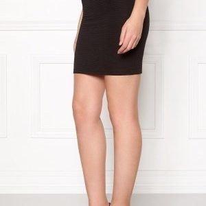 Jacqueline de Yong Sax Skirt Black
