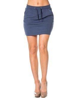 Jacqueline de Yong Sax String Skirt Vintage Indigo