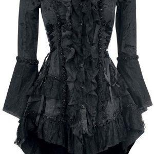 Jawbreaker Victorian Jacket Naisten Lyhyt Takki