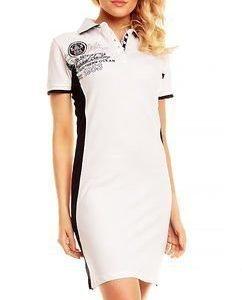 Jennie Dress White