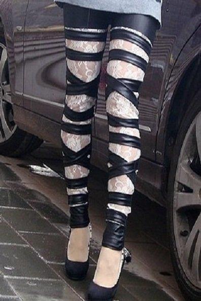 Jillian mustat leggingsit - Vaatekauppa24.fi 3486eec2b1