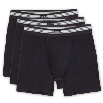 Jockey Cotton Stretch Boxer Trunk  3 pakkaus