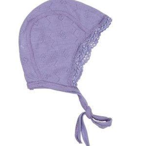 Joha hattu - villa/silkki