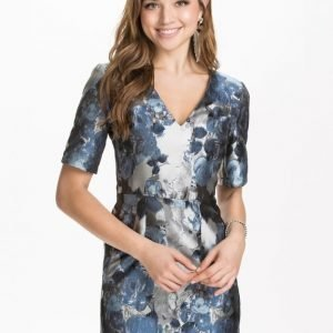 John Zack 3/4 Structured Dress