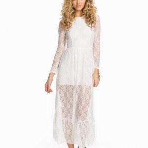 John Zack Lace Maxi Dress