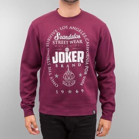Joker Pusero Punainen