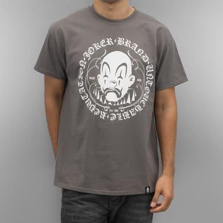 Joker T-paita Harmaa