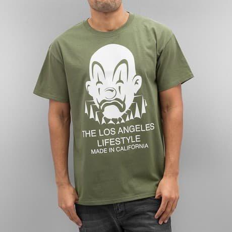 Joker T-paita Oliivi