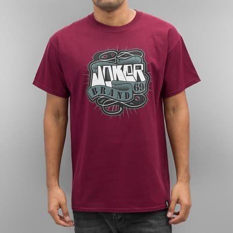 Joker T-paita Punainen