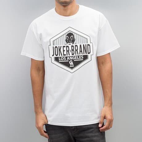 Joker T-paita Valkoinen