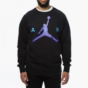 Jordan Jumpman Graphic Brushed Crew