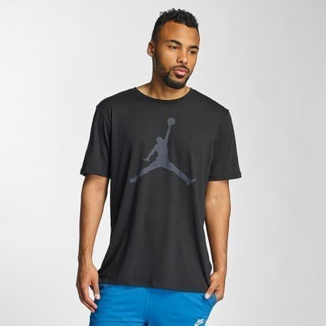 Jordan T-paita Musta