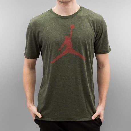 Jordan T-paita Oliivi