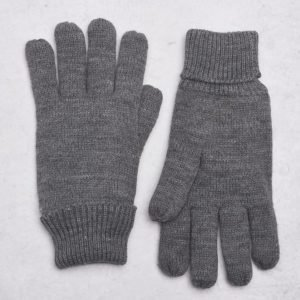 Journal Objects Ltd David Glove Grey Melange