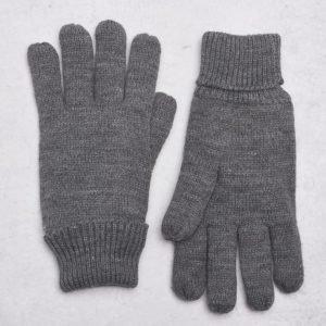 Journal Objects Ltd David Glove Grey Melange