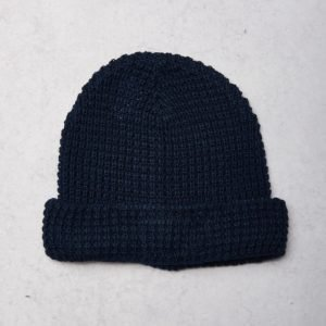 Journal Objects Ltd Herman Beanie Navy