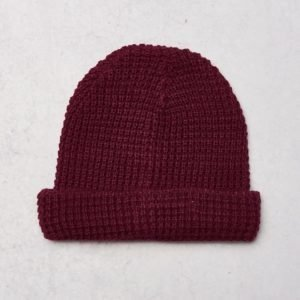 Journal Objects Ltd Herman Beanie Wine