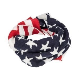Journal Objects Ltd Steven Flag Scarf