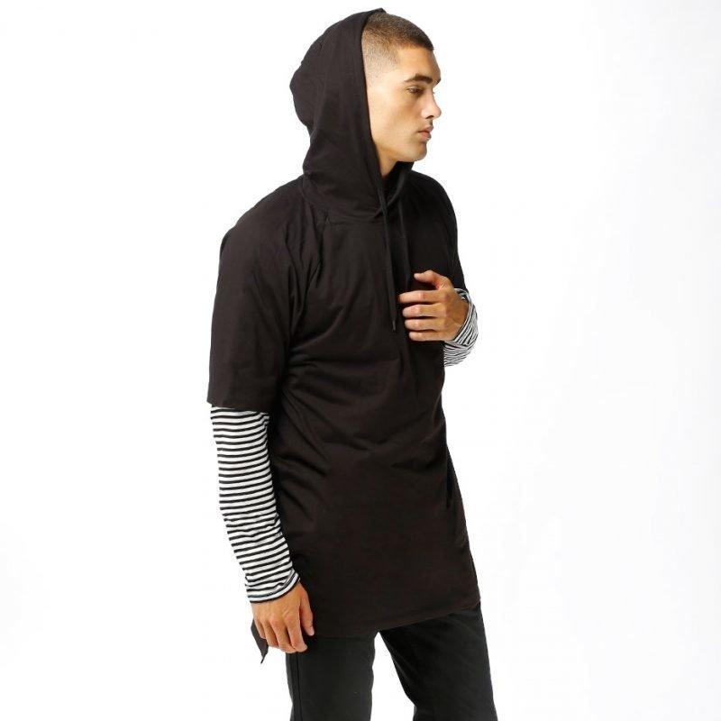 Junkyard Marky Hooded -t-paita
