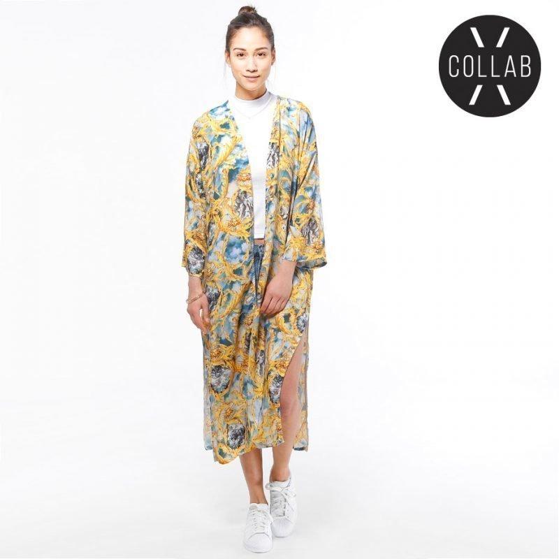 Junkyard Maxi -kimono