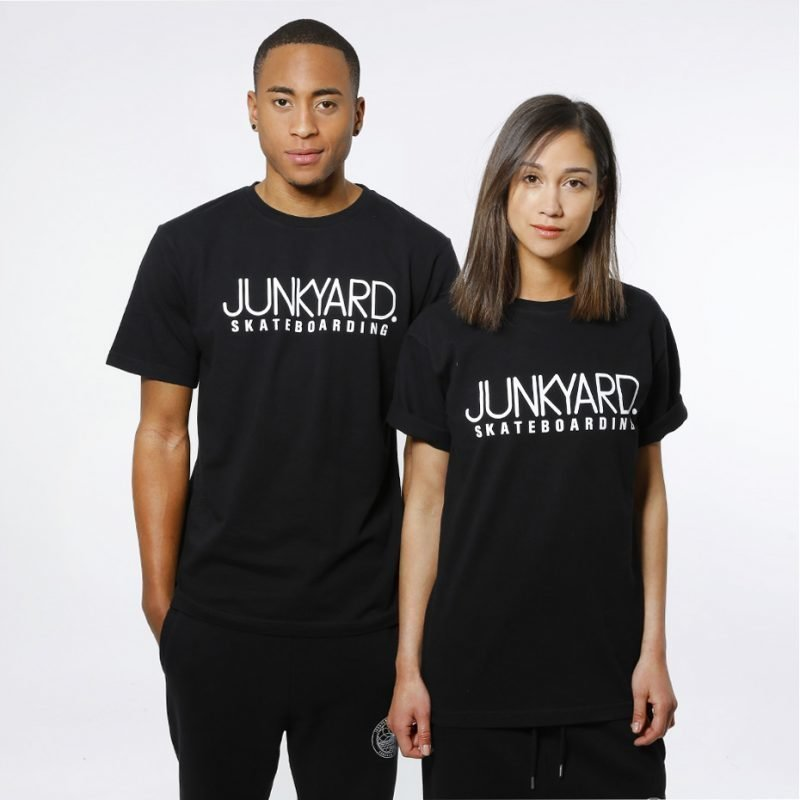 Junkyard Standard One Line -t-paita