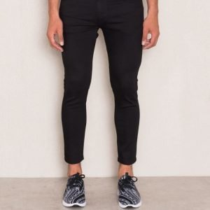 Just Junkies Max Crop 001 Black