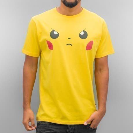 Just Rhyse T-paita Keltainen