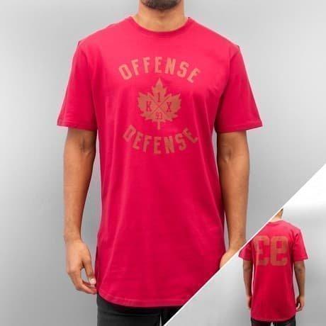 K1X T-paita Punainen
