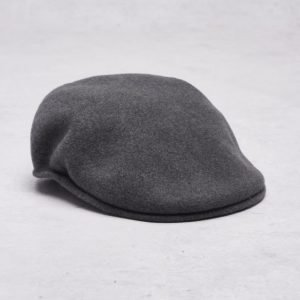 Kangol Classic Wool 504 Dark Flanell