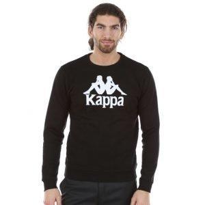 Kappa Eslogari Collegepaita Musta