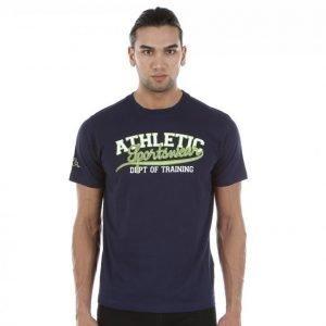 Kappa Weisa T-paita Sininen / Vihreä