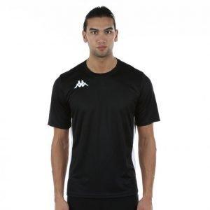Kappa Wenet T-Shirt Treenipaita Musta