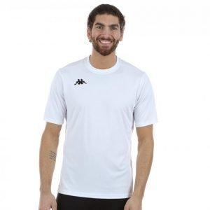 Kappa Wenet T-Shirt Treenipaita Valkoinen