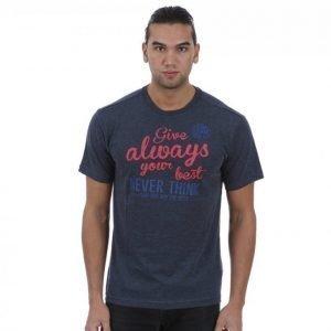 Kappa Zalways T-paita Sininen
