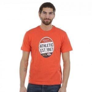 Kappa Zatleth T-paita Oranssi