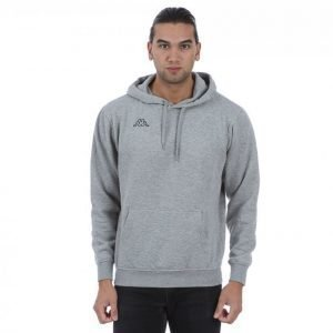 Kappa Zyllow Sweat Hood Collegepaita Harmaa