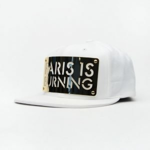 Karl Alley Paris 18K Snapback