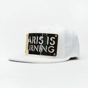 Karl Alley Paris 18K Snapback