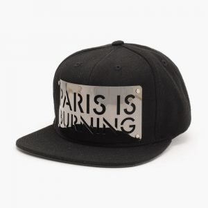 Karl Alley Paris Gun Metal Snapback