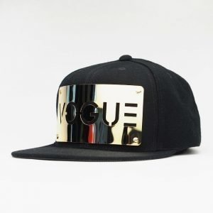 Karl Alley Vogue 18K Gold Snapback