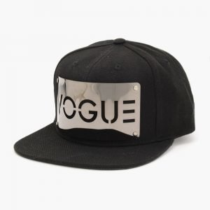 Karl Alley Vogue Gun Metal Snapback