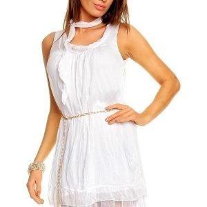 Kate Fashion valkoinen mekko